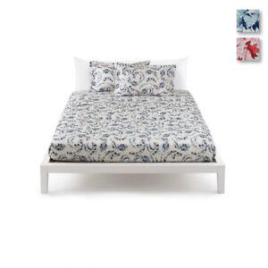 Completo-lenzuola-Ina-di-Zucchi-in-raso-per-letto-Matrimoniale-Q683