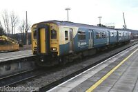 Arriva Trains Wales 150264 Cardiff Central 2006 Welsh Rail Photo