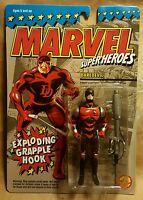 Marvel Entertainment Nightcrawler 1993 X Men Original Mutant Super Heroes - Poseable Dueling Sword Action Figure Toys