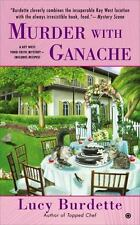 Murder with Ganache: A Key West Food Critic Mystery-ExLibrary