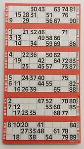 4500-Bingo-tickets-6-pads-of-6-view-flyers-125-sheets-per-pad