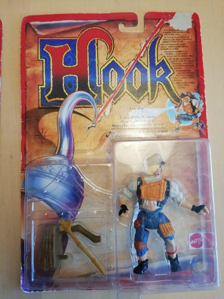 Hook - Peter Pan (Swashbuckling) og Ace (Lost Boy), Mattel