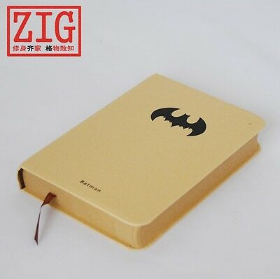 "Super Heros sketchbook Justice League Journal notebook 4.1"" x 5.7"" 128 Sheets"