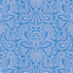 Fondo De Pantalla Casa de Muñecas Escala 1//12th 1//24th #405 Papel de Calidad de Aves Azul