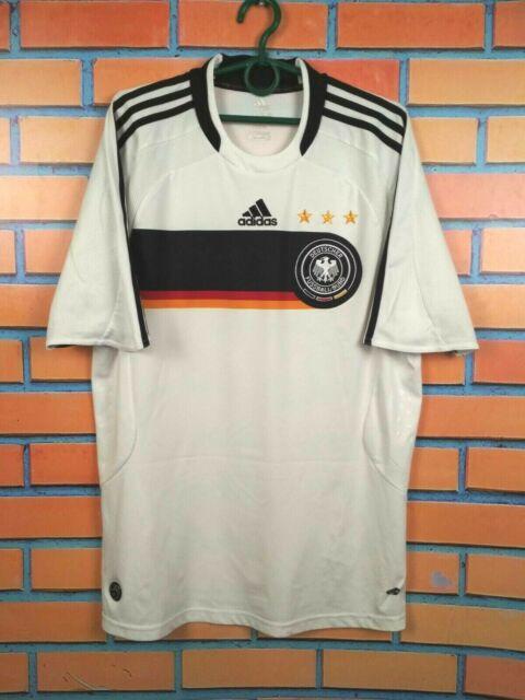 Germany Jersey 2008 2009 Home MEDIUM Shirt Adidas Football Soccer 613200 Trikot