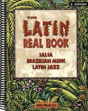 The Latin Real Book B-flat Edition Sheet Music Real Book Fake Book NEW 000240140