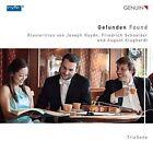 Gefunden (Found): Klaviertrios von Joseph Haydn, Friedrich Schneider und August Klughardt (CD, Apr-2016, Genuin (Label))