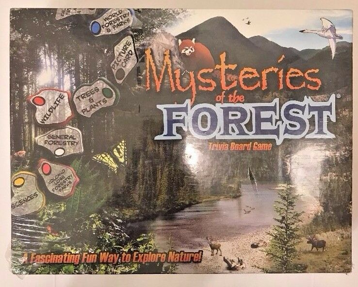 Mysteries of the Forest Trivia  tavola gioco by Northern giocos Co LTD  online economico