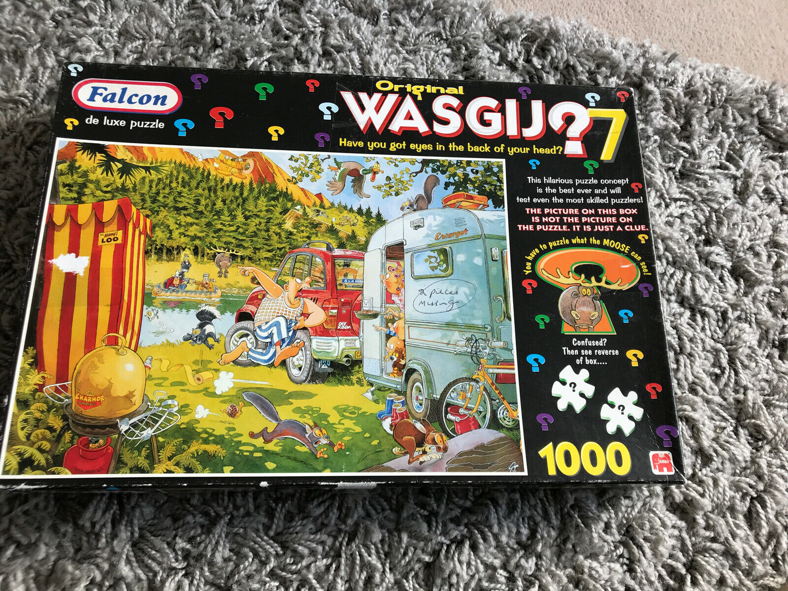 Bear Necessities Jigsaw Puzzle