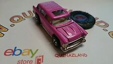 Hot Wheels 1955 Chevrolet Nomad série Vintage version rose (0048)