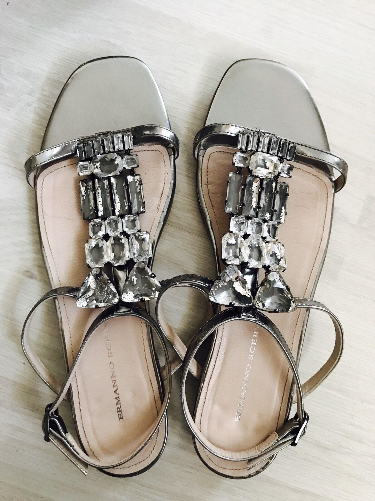 Ermanno Scervino Sandals shoes Sandali Women women Size 38 5