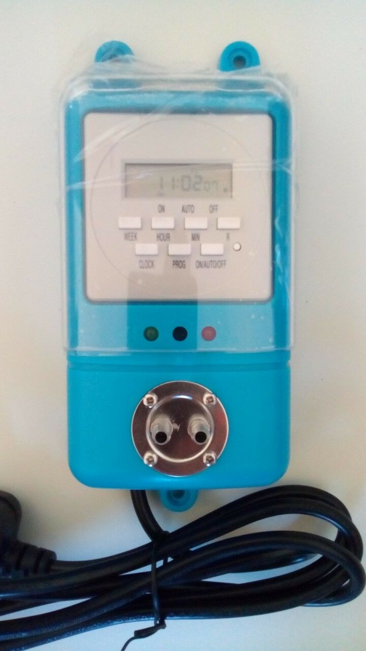 Generatore di ozono Regno Unito per acquari Discus Pesci Tropicali marini LAGHETTO KOI PESCI VIVI