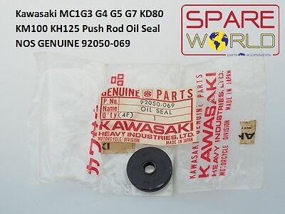 Kawasaki G3 G4 G5 MC1 KD80 KE100 Carb Float Bowl Gasket NOS 16019-021,16019-012