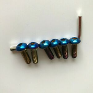 Steering-Wheel-Bolts-Neon-Boss-Kit-Bolts-Steering-Wheel-Screws-For-OMP-MOMO-Hub