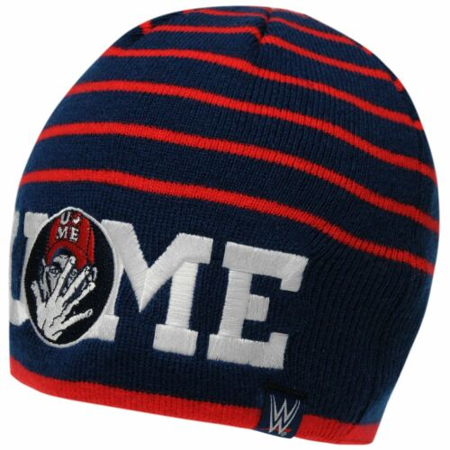 Official Licensed Product WWE John Cena  Knitted Hat Junior  New