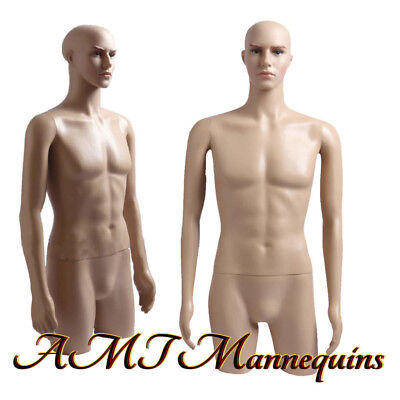 Male Manequin Mannequin Manikin Torso Form #PS-P908F