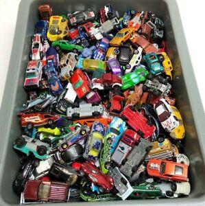 LOT-Die-Cast-Cars-MATCHBOX-Hot-Wheels-Grab-Bag-Lot-40-UNSEARCHED