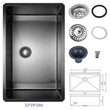 321910 Stainless Steel Sink Wall Mount Hand Washing Sink Commercial Kitchen