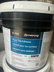 Image Is Loading New Armstrong S 750 Floor Tile Adhesive