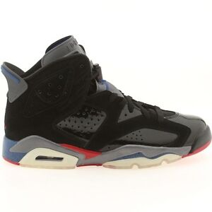 49273a2504a 384664-001 Air Jordan 6 Retro - Pistons (black   varsity red   true ...