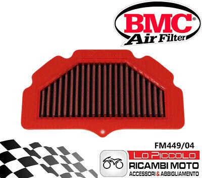 2006-2010 Suzuki GSXR 600 750 BMC RACE Induction Air Filter 2007 2008 2009