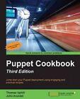 Puppet Cookbook by Thomas Uphill, John Arundel (Paperback, 2015)