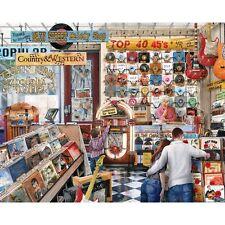 Melody Shop 1000 Piece Puzzle