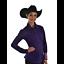 Details about  /Buck Stitch Button Down Show Shirt Ladies Western Show