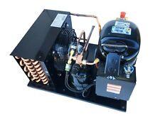 Outdoor Condensing Unit 12 Hp Low Temp R404a 115v1ph Usa Qt Aja2419zxa