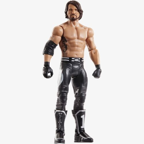 WWE AJ STYLES BASIC SERIES 73 MATTEL ACTION FIGURE