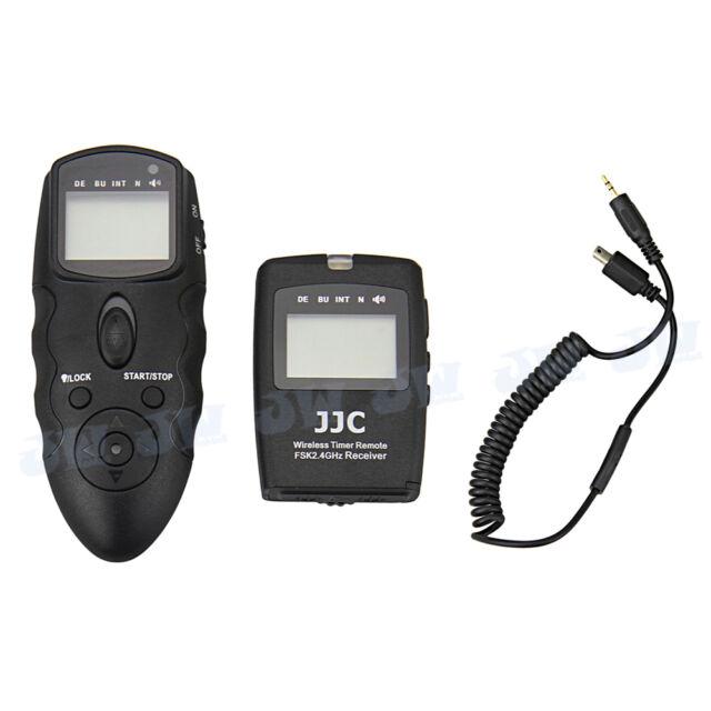 JJC Wireless Multifunction Timer Remote For Fujifilm X-E1 X-S1 HS 33 30 28 25EXR
