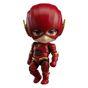 Dc Comics Flash Justice League Édition Figurine Nendoroid # 917 Bon sourire