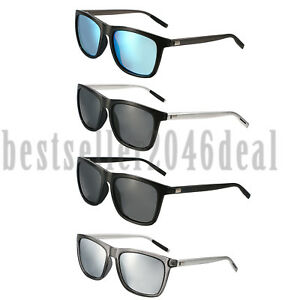 de3946ae209 Image is loading Polarized-Sunglasses-UV400-Womens-Mens-Vintage-Driving- Outdoor-