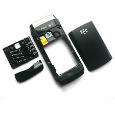 Genuine Blackberry 9105 Pearl fascia housing+keypad+battery cover+camera glass
