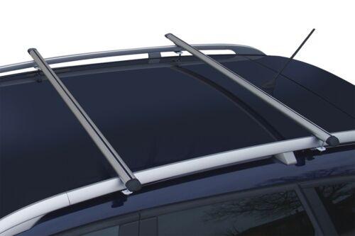 135cm aluminio Baca barras cruzadas Rieles Para Citroen Grand C4 Picasso 06-13