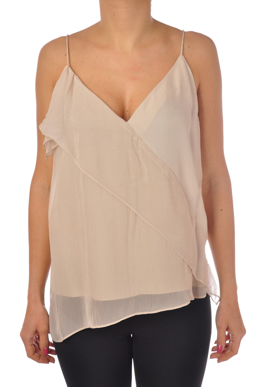 Hoss - Topwear-Sleeveless Top - Woman - Weiß - 5074808G185006