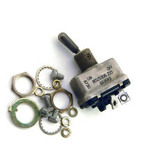 8510K9 Toggle Switch,SPST 1NT1-2 2 Conn. 5130-2 Off//On