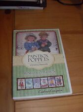 CRAFTERS COMPANION PAINTBOX POPPETS BY CHRISTINE HAWORTH CARD MAKING PC CD ROM