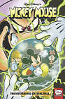Mickey Mouse: The Mysterious Crystal Ball by Andrea Castellan, Bill Walsh, Jonathan Gray (Paperback, 2015)