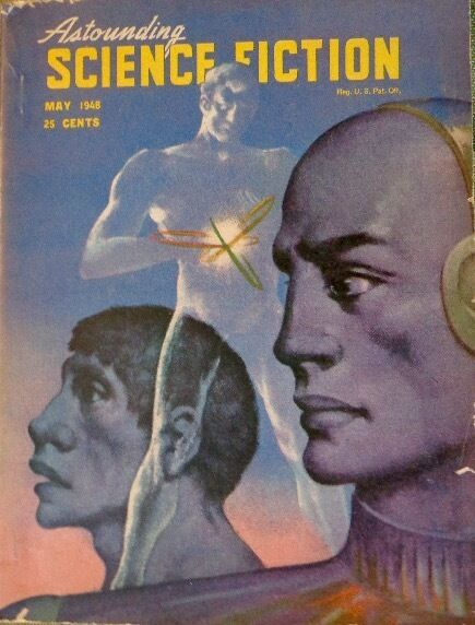 ASTOUNDING SCIENCE FICTION.  1948 MAY