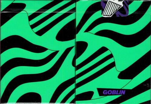 Limited Edition Goblin Playing Cards by Gemini