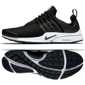 half off 71524 7dc90 Image is loading Nike-Air-Presto-Essential-848187-009-Black-White-