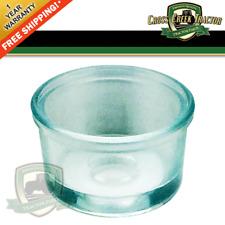 1024386m1 New Fuel Bowl Glass Flat Bottom For Massey Ferguson 35 50 65 135 150