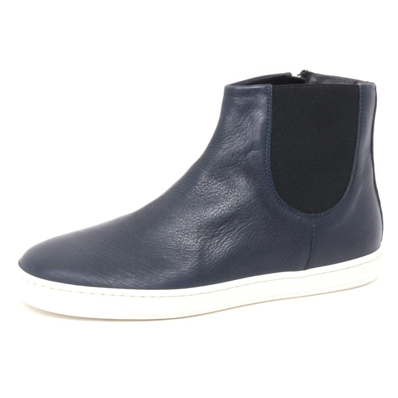 B2886 Sneaker Woman DANIELE ALESSANDRINI shoe bluee shoe woman