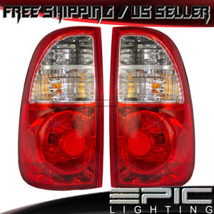 Access Regular Cab Headlights for 2005-2006 TOYOTA TUNDRA Left Right Side Pair