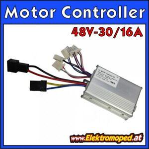 Onderdelen-elektrische-Scooters-Motorregelaar-48V-30-16A-OK10S-4-1000W-ECO-Tur