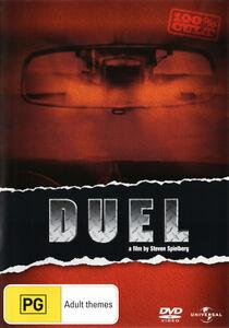 DUEL-NEW-DVD-Dennis-Weaver-Steven-Spielberg-Region-4-Australia
