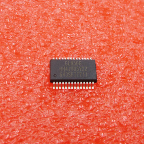 5PCS GL850 GL850G USB 2.0 HUB Controller SSOP28 Brand New