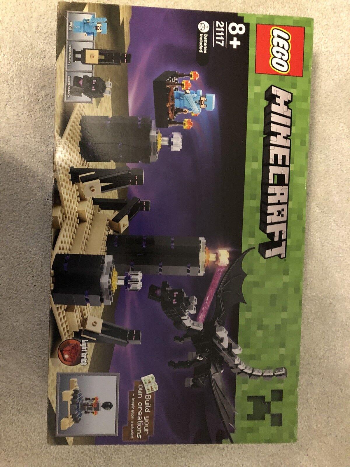 Goût élégant et choix distingué. Lego 21117 Minecraft The Ender Ender Ender Dragon Playset 8b9944