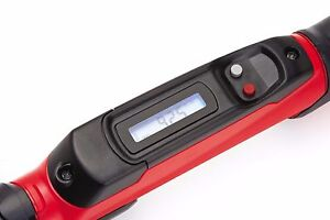 Details about New Craftsman 1/2 in Drive Digi-Click Digital Torque Wrench  25-250 ft lbs tool